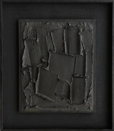 Adolf Luther, 'Materialbild', 1958-87