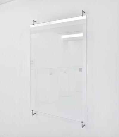 Gerhard Richter, 'Glasscheibe', 2002