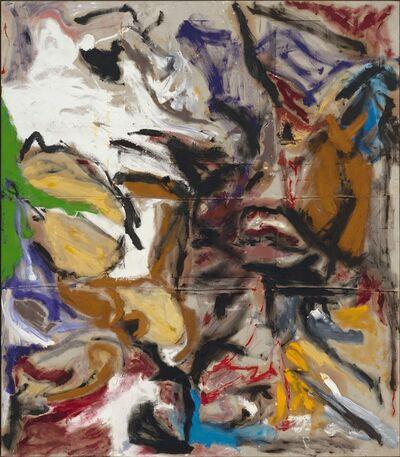 """Don Van Vliet, '""""Night Nitrate""""', 1985"""