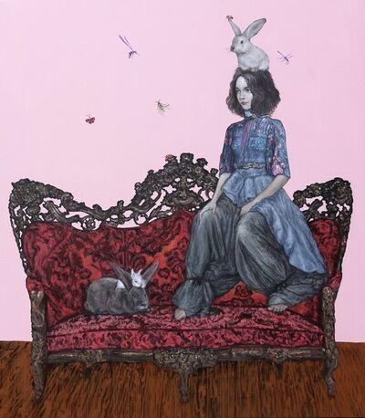 Carlos Gamez de Francisco, 'The Royal Rabbit II', 2109
