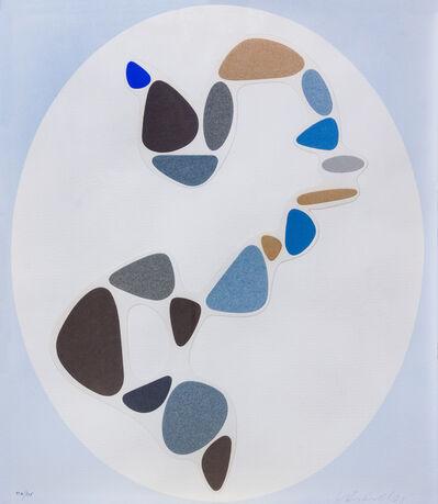 Victor Vasarely, 'Sauzon (pl. 7 from the series Le discours de la methode)', 1947/1969