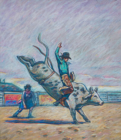 Howard Post, 'Untitled (Bucking Bull)', 20th/21st Century