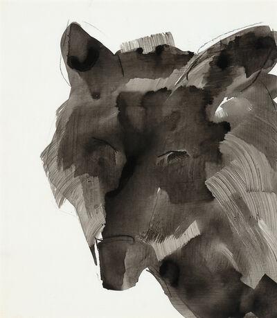 Susan Brearey, 'Wolf Head Enter Right', 2019