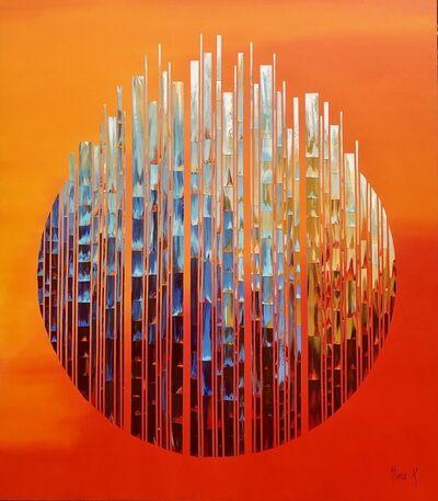 Nina K., 'Sunburst', 2020