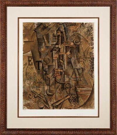 Pablo Picasso, 'Le Bouteille de rhum', 1965