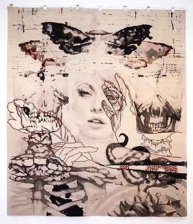 "Dan Quintana, '""Diffused"" - Rug', 2015"
