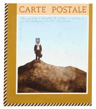 Llyn Foulkes, 'Carte Postale'