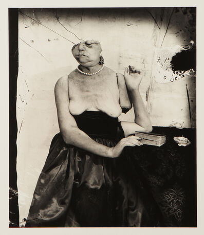 Joel-Peter Witkin, 'Interupted Reading', 1999