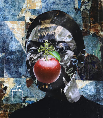 Gaël Maski, 'Personal transition 13', 2019