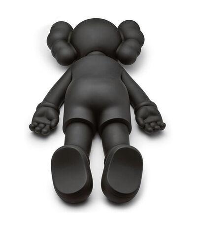KAWS, 'Companion 2020 Figure Black', 2020