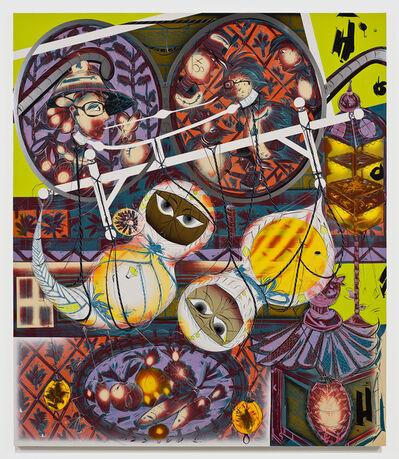 Lari Pittman, 'Mutualism ', 2011