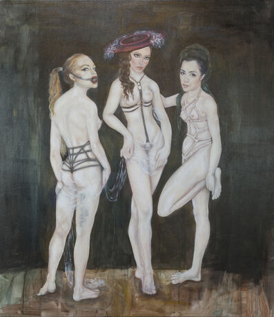 Margherita Marzotto, 'The Three Graces', 2012
