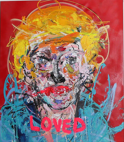 John Paul Fauves, 'LOVED', 2019