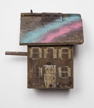David Hepher, 'Untitled (bird box)', 2014