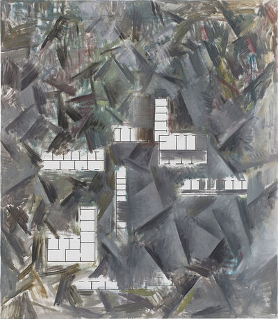 Guillermo Kuitca, 'Untitled', 2008