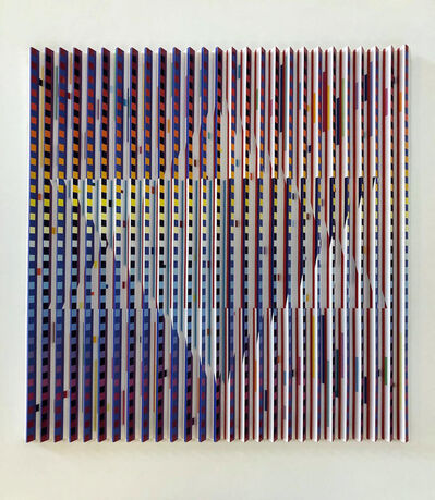 Yaacov Agam, 'Star of David', ca. 1980
