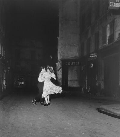 Robert Doisneau, 'La Derniere Valse de 14 Juillet', 1949