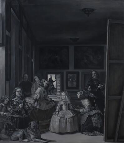 Gabriele Di Matteo, 'Reflecting Velázquez', 2010