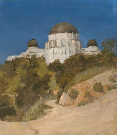 Kenny Harris, 'Griffith Park Observatory', 2010