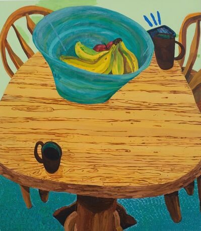 Nicole Dyer, 'At My Fathers Table', 2018