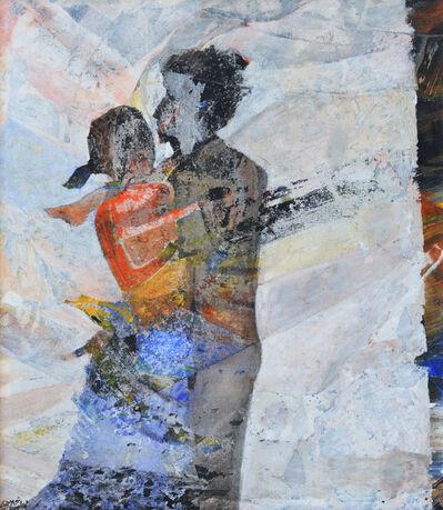 Tayseer Barakat, 'Lovers', 2019