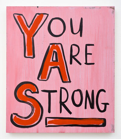 Jim Torok, 'You Are Strong', 2008