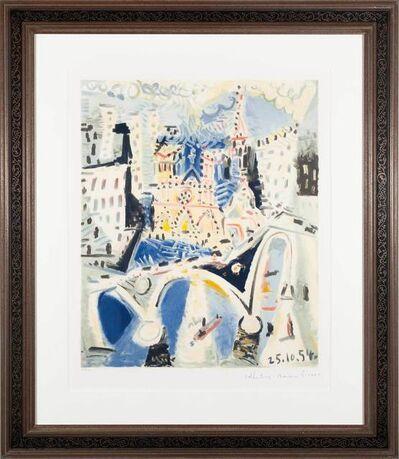 Pablo Picasso, 'Notre Dame', 1954; 1979-82