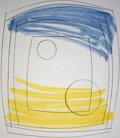 Barbara Hepworth, 'Moonplay Shadow', 1972