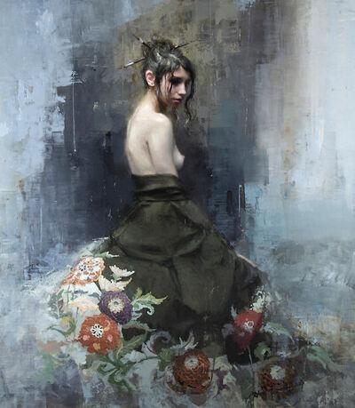 "Jeremy Mann, '""Verdant Pallor""', 2015"