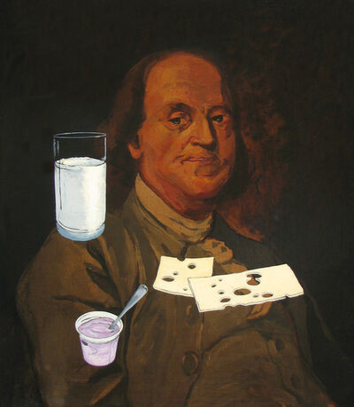 Adam Mysock, 'Franklin's Milk, Yogurt, and Cheese', 2009