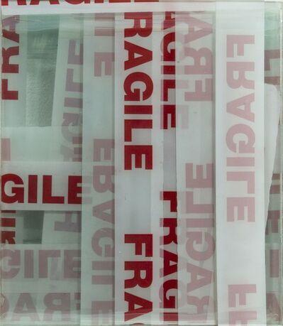 Michael Kienzer, 'FRAGILE', 1998