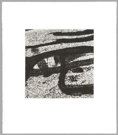 Aaron Siskind, 'Tar Abstracts: Vermont 118', 1998