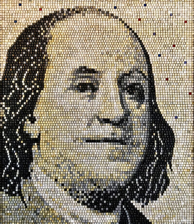 Doug Powell, 'Benjamin Franklin ', 2019