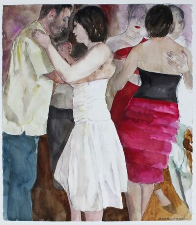 David Remfry, 'Friday Milonga', 2003