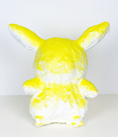 Michael Pybus, 'Cracked Pikachu (uncracked) 2', 2018