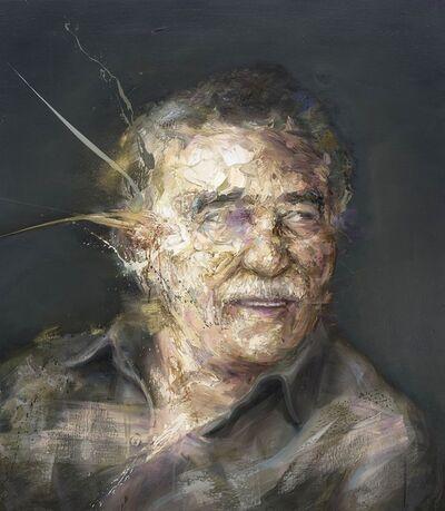 Mathieu Laca, 'Gabriel Garcia Marquez', 2018