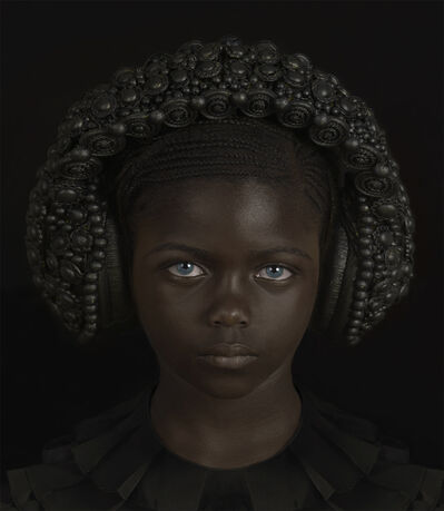 Adriana Duque, 'Menina 14', 2017