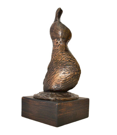 Henry Moore, 'Standing girl, shell skirt', 1975