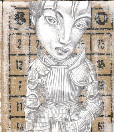 Lori Field, 'Bingo', 2012