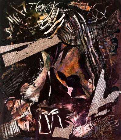 Tom Hodgson, 'Tough Painting', 1989