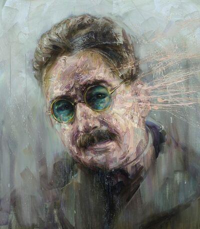 Mathieu Laca, 'Walter Benjamin', 2020
