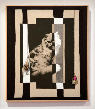 Sarah Contos, 'Cat', 2015