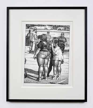 R. Crumb, 'Untitled', 2015