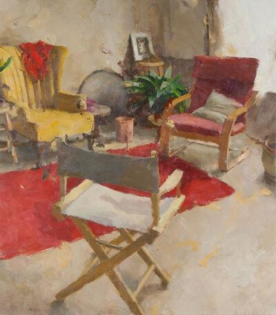 Jordan Wolfson (b.1960), 'Interior with Three Chairs II', 2014