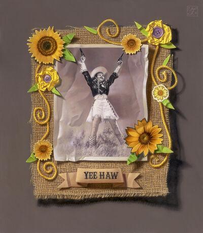 Natalie Featherston, 'Yee Haw ', 2018