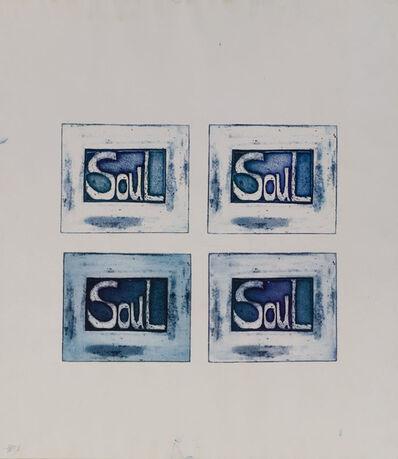 Ralph Arnold, 'Soul', ca. 1969