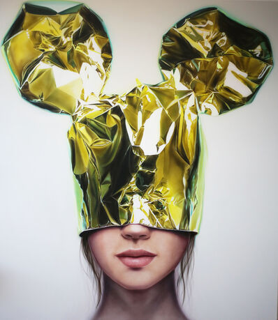 David Uessem, 'Minnie Mask V', 2019