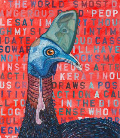 Celina Teague, 'The Cassowary', 2020