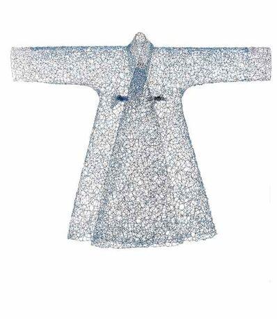 KeySook Geum 금기숙, 'Blue JangOt', 2015