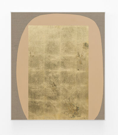 Pierre Vermeulen, 'Hair orchid sweat print, peach form', 2018